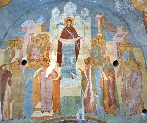 14 октября 2019: Покров Пресвятой Богородицы